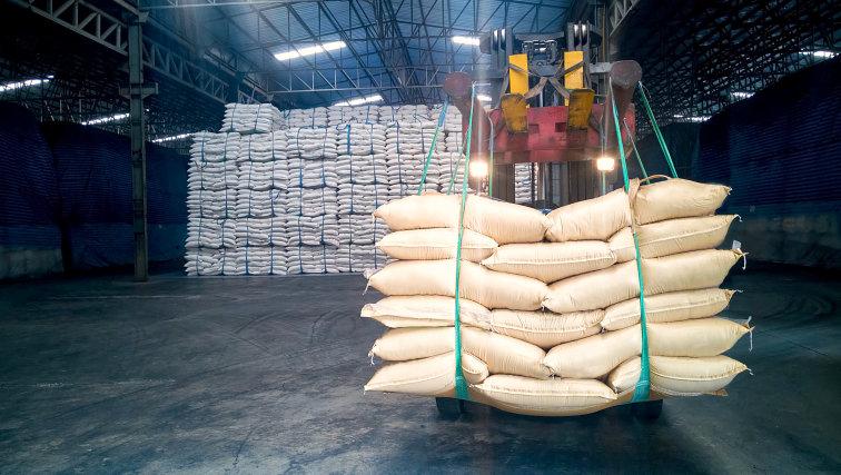 sugar cane warehouse